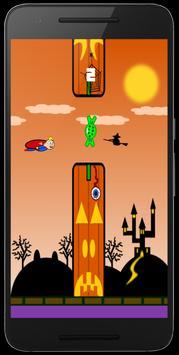 Flappy Superhero 💥 screenshot 9