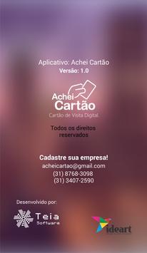 Achei Cartão apk screenshot