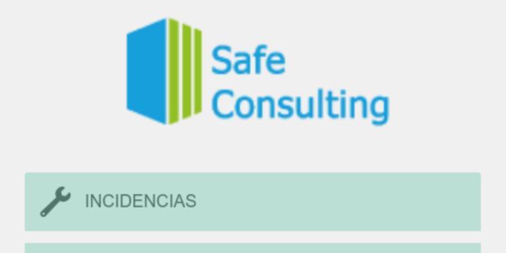 SafeConsulting - Administración de fincas - Vecino poster