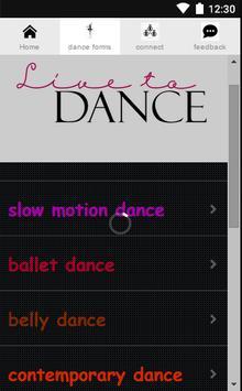 Dance mania apk screenshot