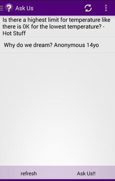 Ask Us (Beta) screenshot 1