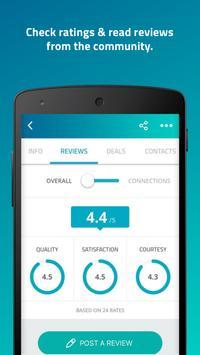 HiDubai – Search and Discover Businesses in Dubai apk screenshot