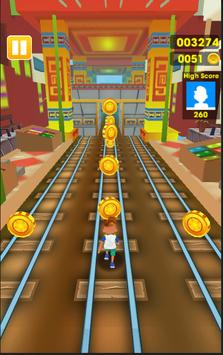 Subway Runner 2017 apk screenshot
