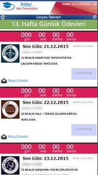 TeOkul Öğrenci screenshot 1