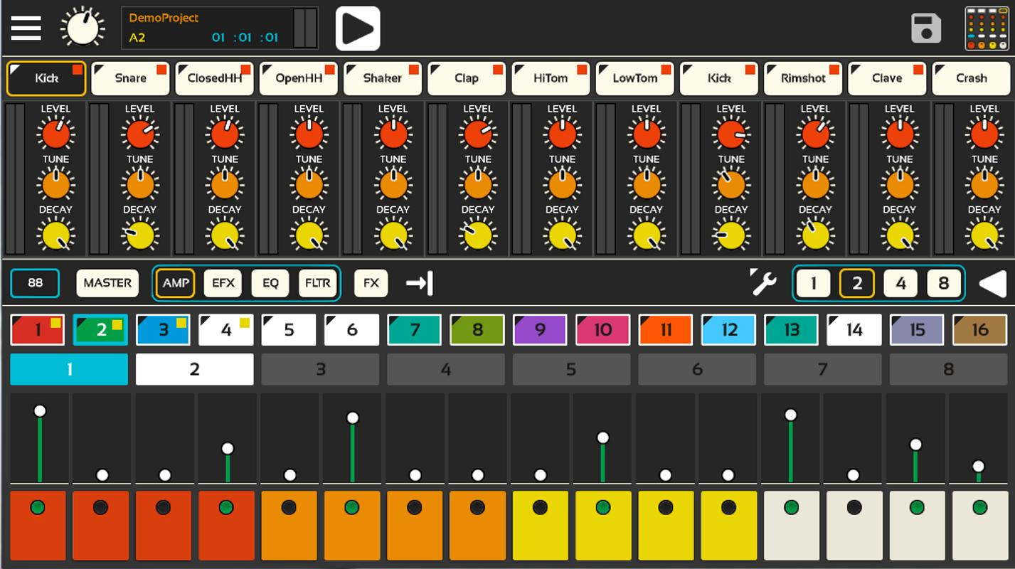 Lil Drum Machine Demo For Android Apk Download