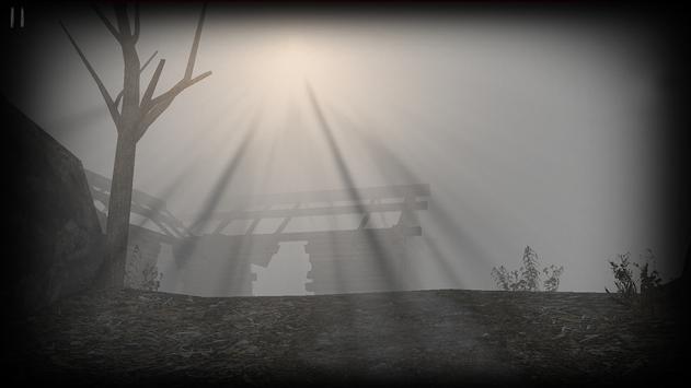 Slender Rising Free captura de pantalla 4