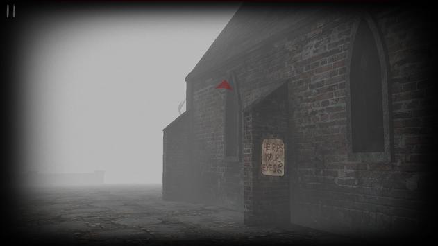 Slender Rising Free captura de pantalla 1