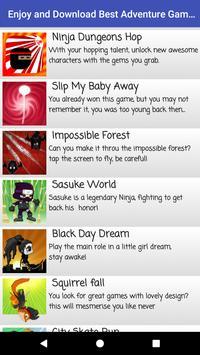 Best Adventure Games screenshot 1