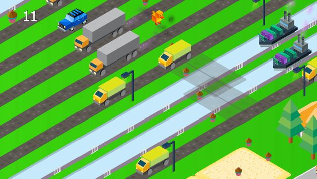 Kids Easy Crossy Road screenshot 11