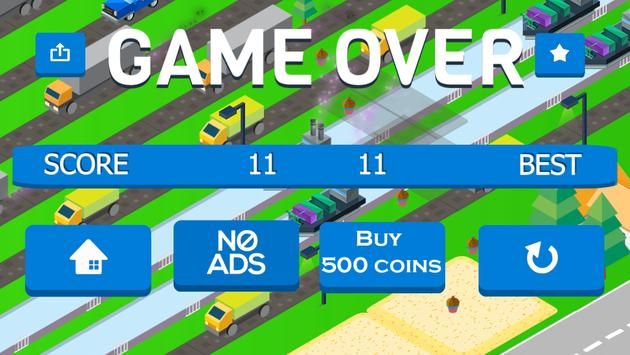 Kids Easy Crossy Road screenshot 12