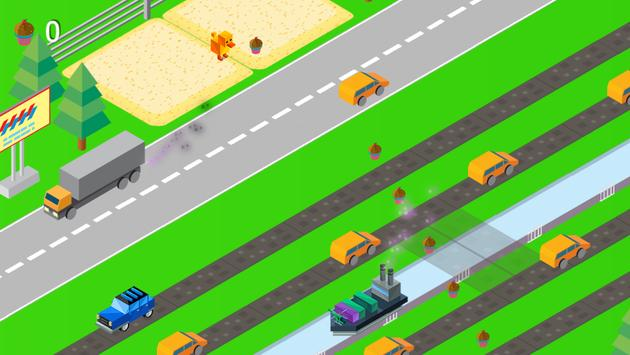 Kids Easy Crossy Road screenshot 16