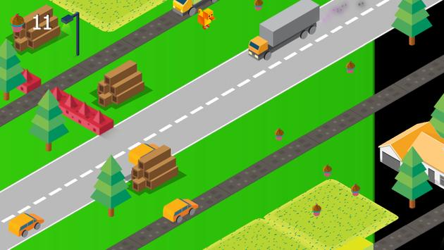 Kids Easy Crossy Road screenshot 19
