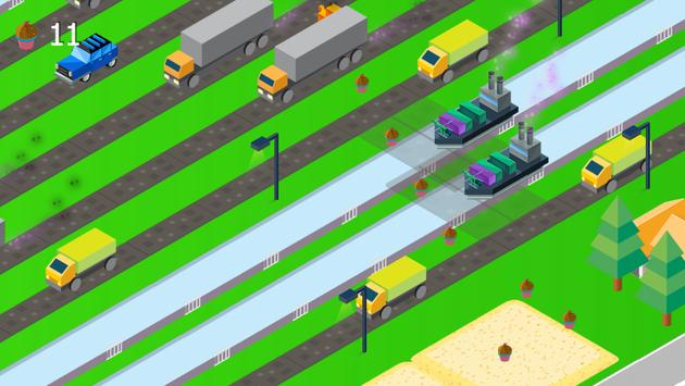 Kids Easy Crossy Road screenshot 20