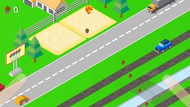 Kids Easy Crossy Road screenshot 4