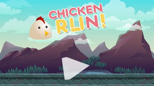 Kids Easy Chicken Run poster