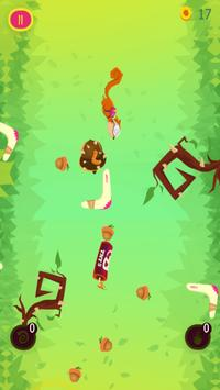 Squirrel Fall screenshot 3