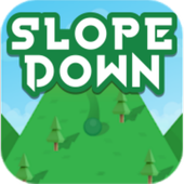 Kids Easy Slope Down icon