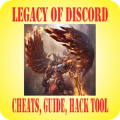 Latest Cheat Legacy Of Discord New Guide icon