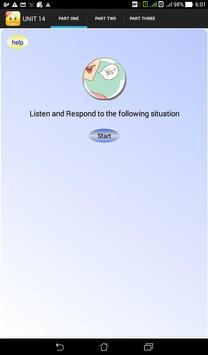 English Listening Skills 1 screenshot 1