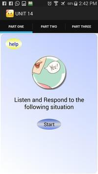 English Listening Skills 1 screenshot 7