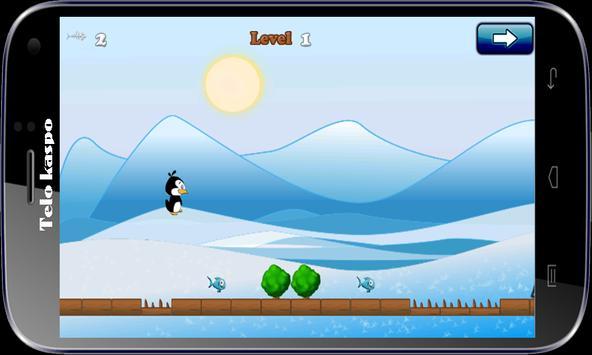 Penguin Fish Attack screenshot 2