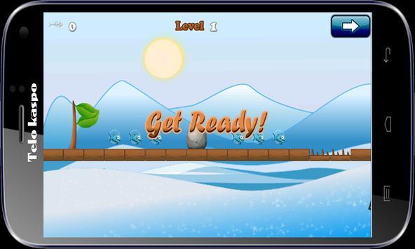 Penguin Fish Attack screenshot 1