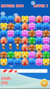 Jelly Mania Paradise screenshot 5