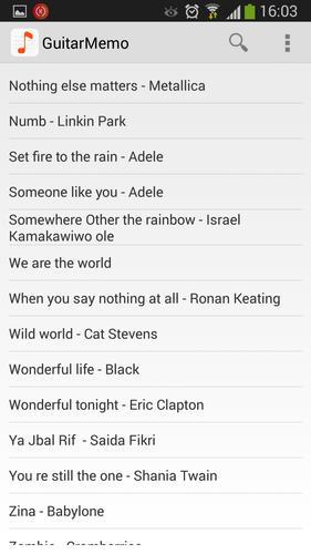 Guitar Memo APK Download - Free Music & Audio APP for Android ...