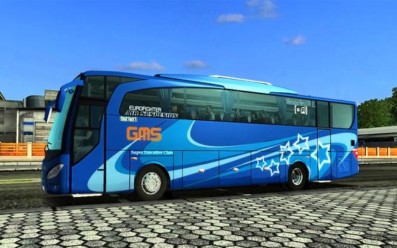 New Telolet Bus Driving 3D apk screenshot
