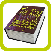 The King James Holy Bible icon