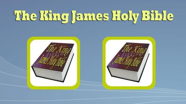 The King James Holy Bible apk screenshot