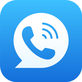 Telos Free Phone Number, Unlimited Calling & Text icon