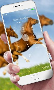 Horses Lock Screen screenshot 2