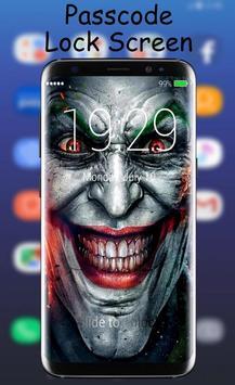 Joker Lock Screen poster