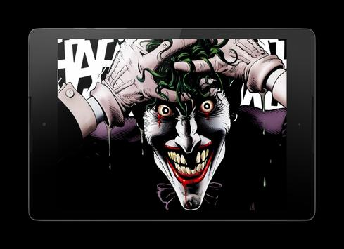 Joker Lock Screen apk screenshot