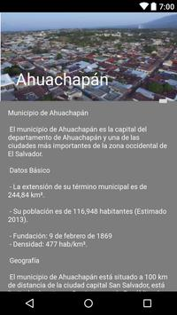 Visita Ahuachapán screenshot 3