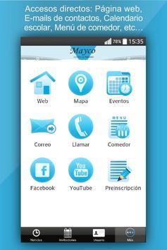 Mayco School apk screenshot