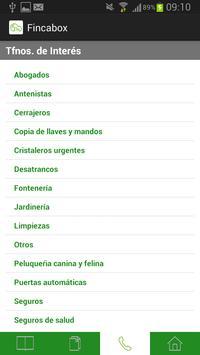 Fincabox screenshot 3