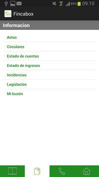Fincabox screenshot 2