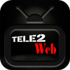 TeleWeb-Tutor Tele2Web Tv أيقونة