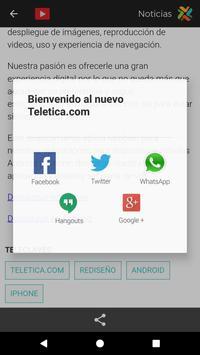 Teletica apk screenshot