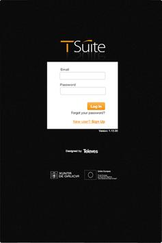TSuite, head-end manager poster