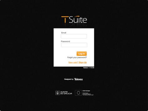 TSuite, head-end manager apk screenshot