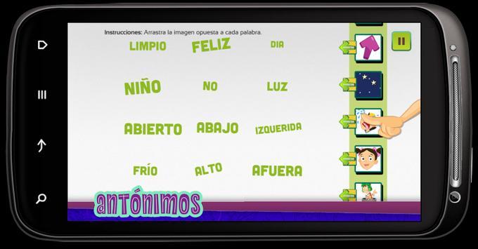 Aprende Español con el Chavo captura de pantalla 7