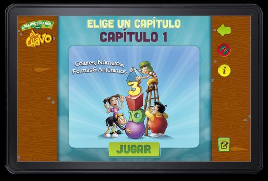 Aprende Español con el Chavo captura de pantalla 9