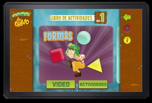 Aprende Español con el Chavo captura de pantalla 10