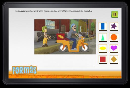Aprende Español con el Chavo captura de pantalla 14