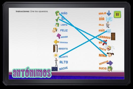 Aprende Español con el Chavo captura de pantalla 15