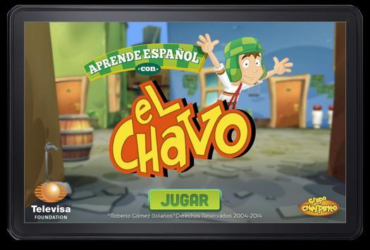 Aprende Español con el Chavo captura de pantalla 16