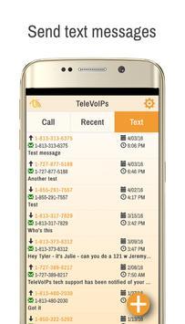 TeleVoIPs apk screenshot